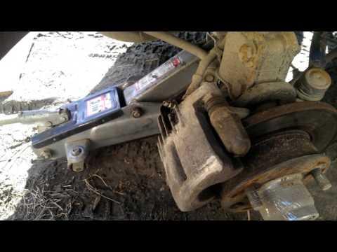 Ока получает новые передние тормозные колодки