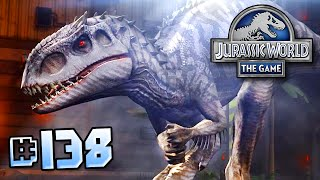 Megalosaurus Battles! || Jurassic World - The Game - Ep 138 HD