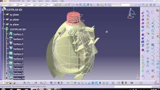 getlinkyoutube.com-SURFACE MODELING BOTTLE BY CATIA V5R20