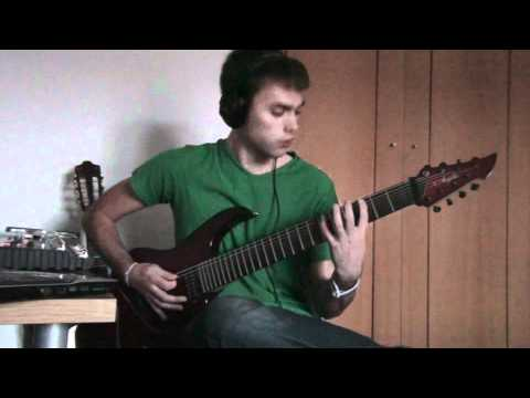 Skrillex - Kill Everybody (guitar Cover)