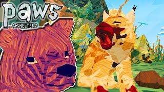 Paws: Shelter 2 - Final Emocionante, Grande Escolha, Irmão Urso! (#4/FINAL) (Gameplay/PT-BR)