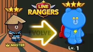 getlinkyoutube.com-LINE RANGER ICE BROWN 8☆