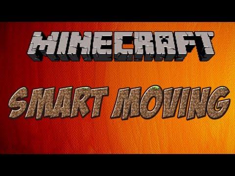 Minecraft - Modyfikacje #3: Smart Moving