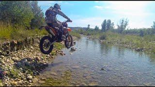 getlinkyoutube.com-KTM 125 EXC MEMORIES - ENDURO