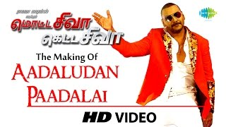 Making of Adaludan Paadalai Kettu | Motta Shiva Ketta Shiva | Raghava Lawrence, Nikki Galrani
