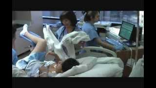 getlinkyoutube.com-Trabajo de parto y nacimiento de Eva Brianna  (Natural, sin dolor, con epidural en hospital)