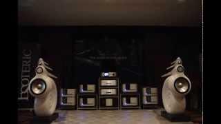 getlinkyoutube.com-B&W Nautilus & Classe Super Hi-End System @ BAV Show 2013 Thailand