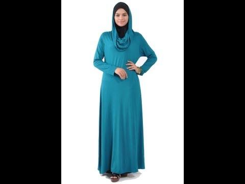 Beli Sekarang koleksi Hijab Online, Jubah Online Hood/Hoodie Plain, Stripe & Beads(baca di bawah)