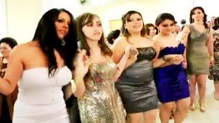 getlinkyoutube.com-حفلة عائلية 2016 دبكة بنات على اليرغول