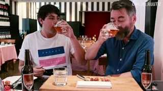 getlinkyoutube.com-Chili Klaus and Bruno De Luca eats one of the hottest chili peppers in the world!