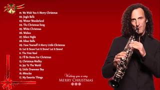getlinkyoutube.com-Christmas Songs By Kenny G   Best Christmas songs 2016   Instrumental Christmas