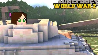 Minecraft: WORLD WAR 2! - MASTER OF TIME - Custom Map [2]