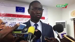Vidéo-Mort de Fallou Séne-Ismaila Madior Fall: »On va appliquer la loi… »