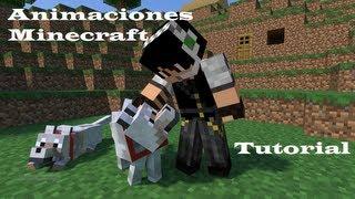 getlinkyoutube.com-Crear Animaciones con Skins [Minecraft][Español]