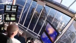getlinkyoutube.com-Deepwater construction vessel Aegir installed, offshore Western Australia.