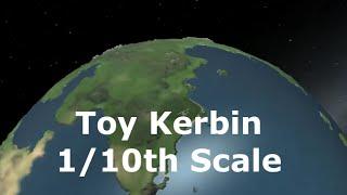 getlinkyoutube.com-Toy Kerbal Solar System - 1/10th Scale Planets Mod