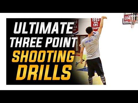 Ultimate Three Point Shooting Drills: NBA Basketball Shooting Drills