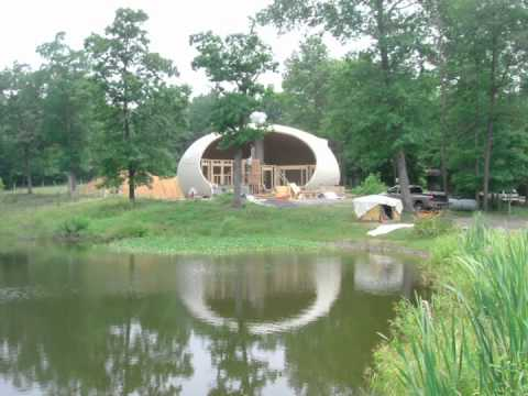 Chuck Peters Monolithic Dome Home
