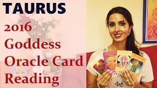 getlinkyoutube.com-Taurus 2016 Goddess Oracle Card Reading