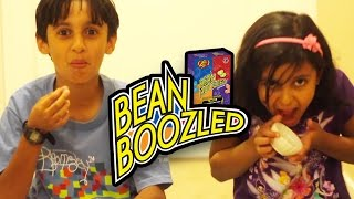 getlinkyoutube.com-BEAN BOOZLED Challenge |  تحدي الحلاوة المعفنة