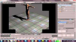 Import MakeHuman Characters into Blender