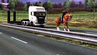 getlinkyoutube.com-ETS 2 GAGS - Quest: Anomalous Zone - Mod Concept for Euro Truck Simulator 1