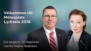 MPL16 - Välkommen till Mötesplats Lycksele 2016