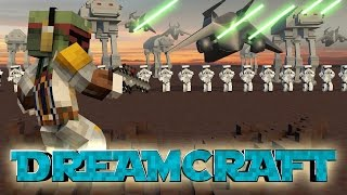 "Minecraft | Dream Craft - Star Wars Modded Survival Ep 89 ""PUBLIC EXECUTION"""