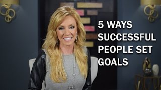 getlinkyoutube.com-5 Ways Successful People Set Goals