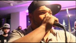 Joell Ortiz - Rocawear Mixtape Session (ft.. D-Nice, Charlamagne & Wordspit)