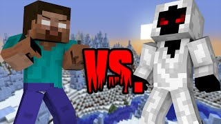 getlinkyoutube.com-Herobrine VS Entity 303 - Minecraft