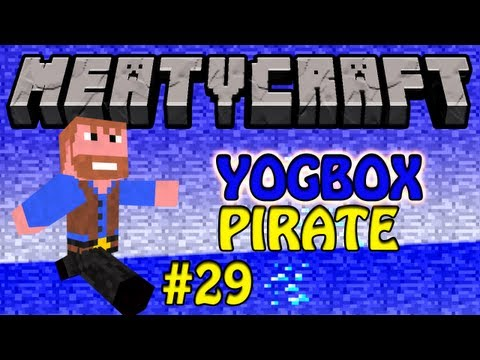 Meatycraft yogbox |Pirate Ships| 29