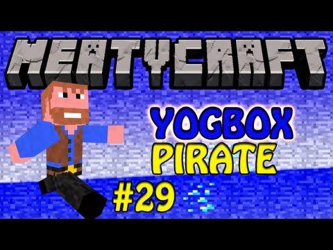 Meatycraft yogbox |Pirate Ships| 29