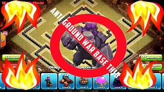 getlinkyoutube.com-clash of clans-EPIC TH10 WAR BASE ANTI GROUND/ANTI GOWIPE (SPEED-BUILD)