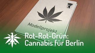 getlinkyoutube.com-Rot-Rot-Grün will Cannabis in Berlin verteilen | DHV News #101