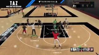 getlinkyoutube.com-TazLLUMINATI l 141 Point Game! HIGHEST EVER SCORED BY ONE PERSON