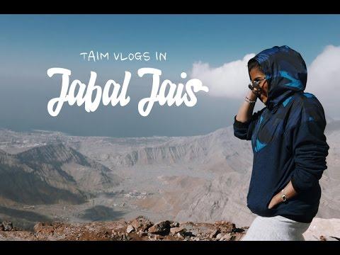 جبل جيس  / أعلى جبل في الإمارات |  و حيوان بحرف التاء