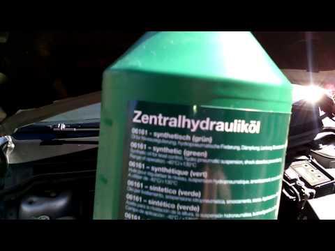 Фордфокус2 Обновление жидкости в ЭГУРЕ форд фокус 2