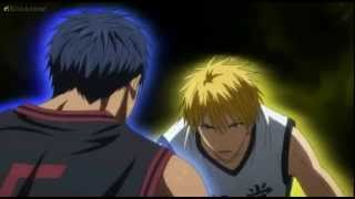 Kaijo vs Too (Aomine vs Kisa)