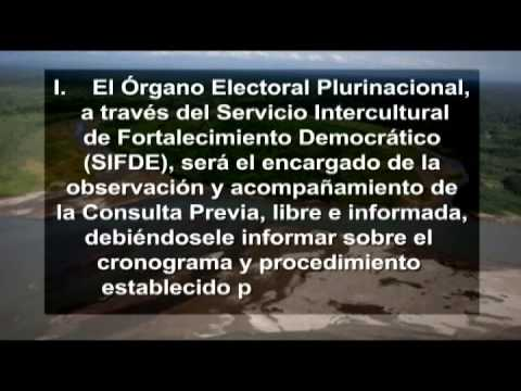 Documental TIPNIS