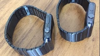 getlinkyoutube.com-Apple Watch  - Space Black vs Space Grey Sport