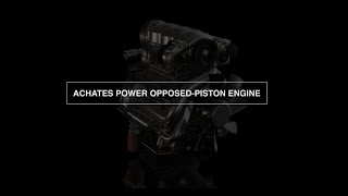 getlinkyoutube.com-Achates Power Opposed-Piston Engine