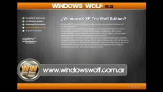 Windows Wolf