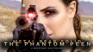 Brazzers Presents: Metal Rear Solid: The Phantom Peen XXX Parody (OFFICIAL SFW TRAILER)