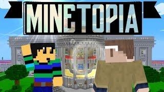 getlinkyoutube.com-DE NIEUWE PRESIDENT!! - Minetopia - #320   Minecraft Reallife Server