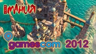 Kartuga - Gamescom 2012 Gameplay Trailer [ENG]