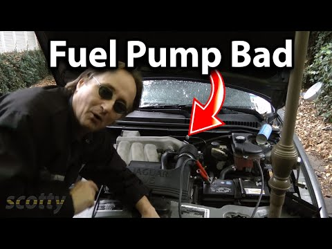 How to Tell if the Fuel Pump is Bad in Your Car