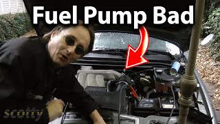 How to Tell if the Fuel Pump is Bad in Your Car width=