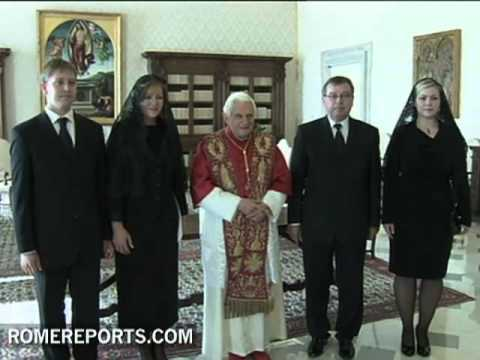 Pope receives new ambassador of Slovenia Maja Marija Svetek