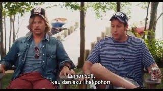 getlinkyoutube.com-Grown Ups - Rob's Daughter coming to lake house (indonesian subtitle)